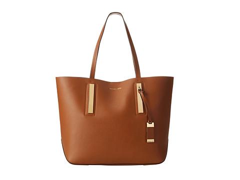Michael Kors Collection Jaryn Large Tote (Luggage) Tote Handbags