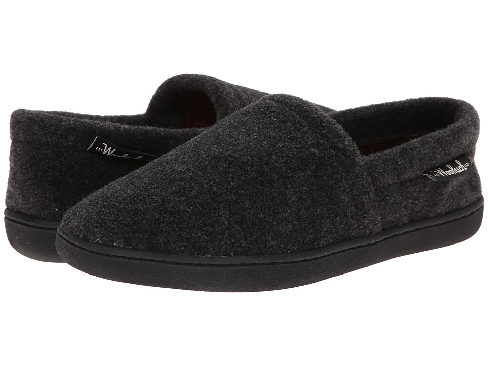 Woolrich - Chatham Run (Charcoal '14) Men's Slippers