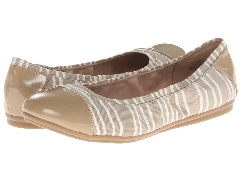 Easy Spirit - Gessica (Light Natural Multi) Women's Slip on Shoes