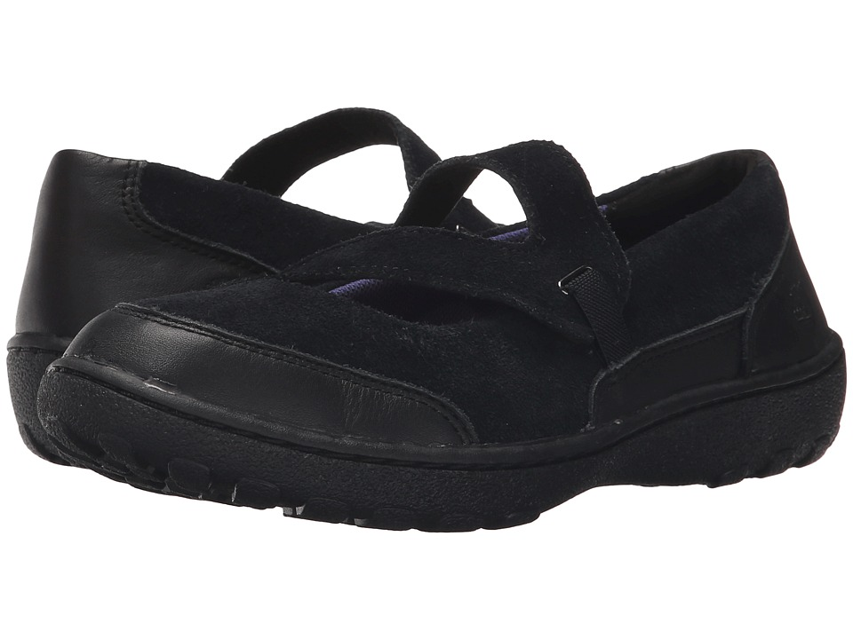 Timberland Kids - Earthkeepers Baileyville (Big Kids) (Black) Girls Shoes