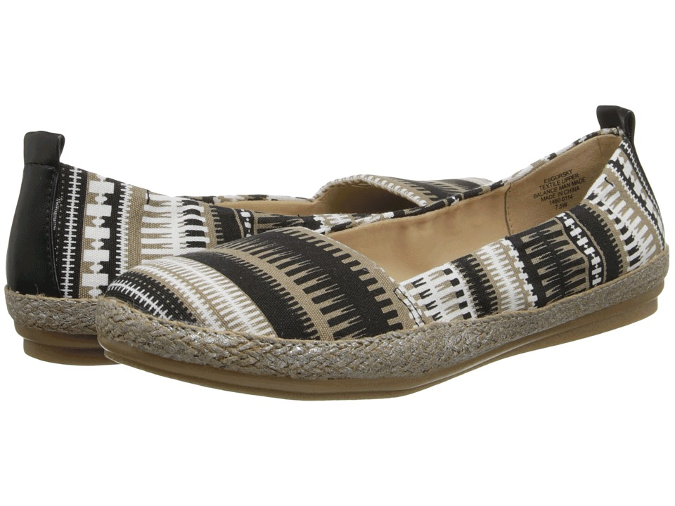 Easy Spirit - Gorsky (Natural Multi/Black) Women
