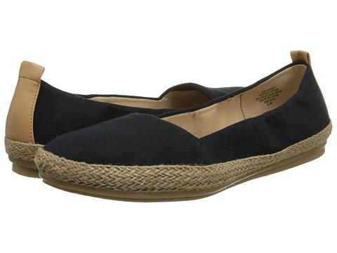 Easy Spirit - Gorsky (Black/Medium Natural) Women's Slip on Shoes