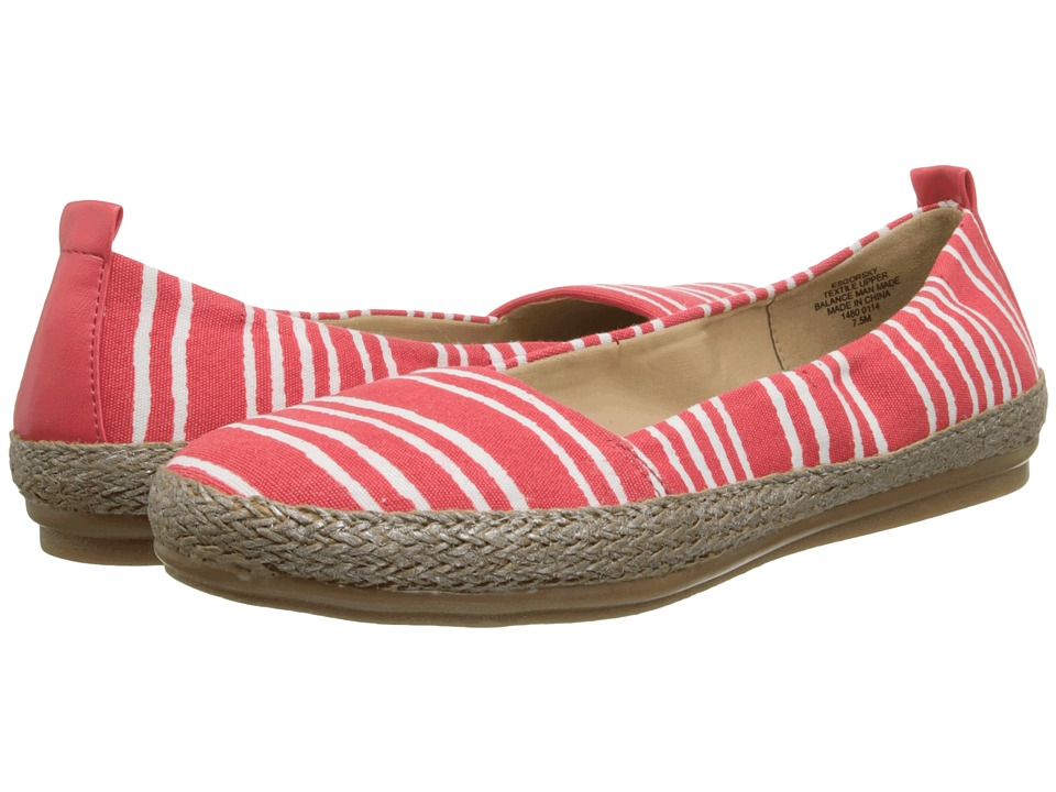 Easy Spirit - Gorsky (Medium Red Multi) Women's Slip on Shoes