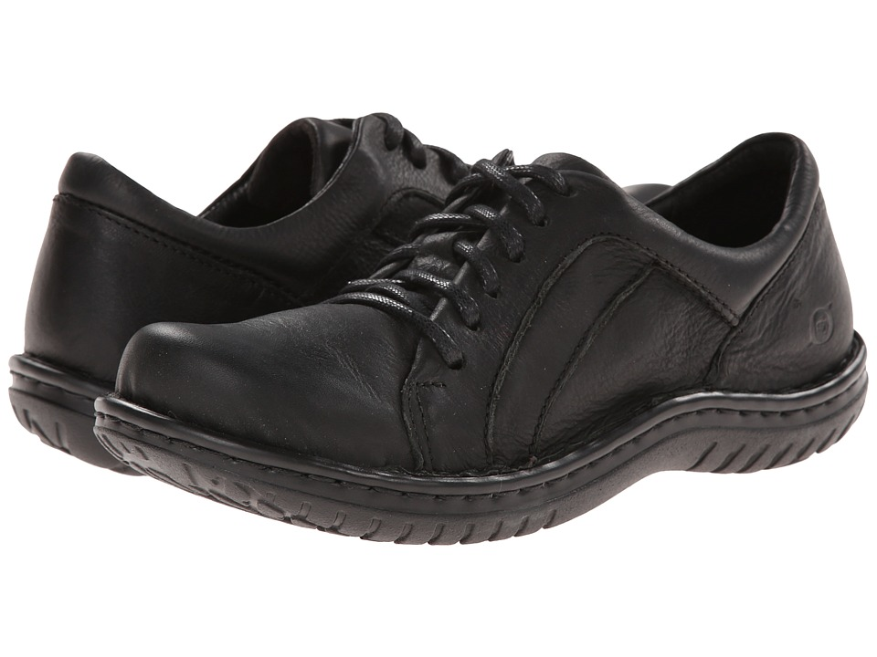 Born - Marisella (Black) Women's Lace up casual Shoes