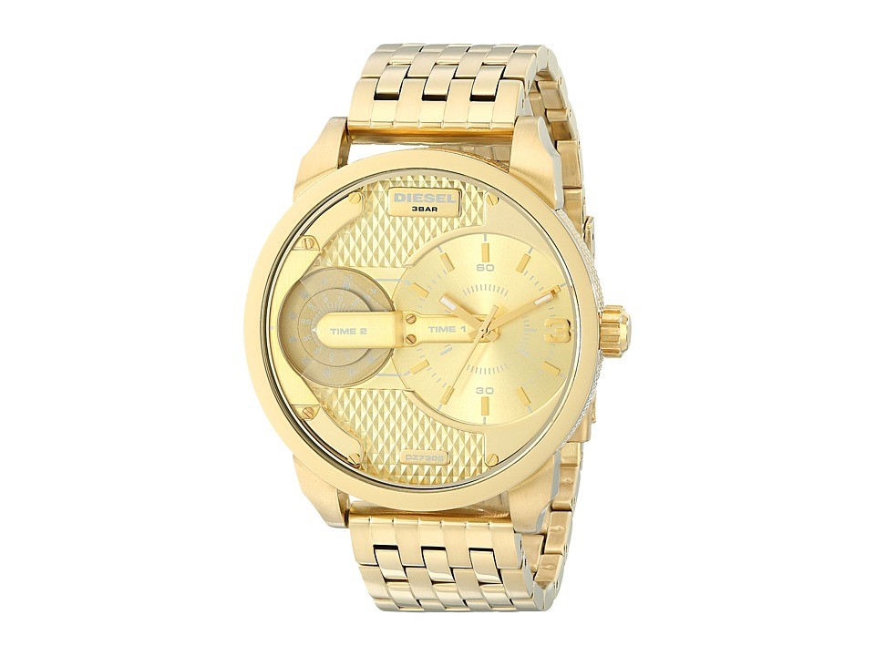 Diesel - Mini Daddy (Gold) Watches
