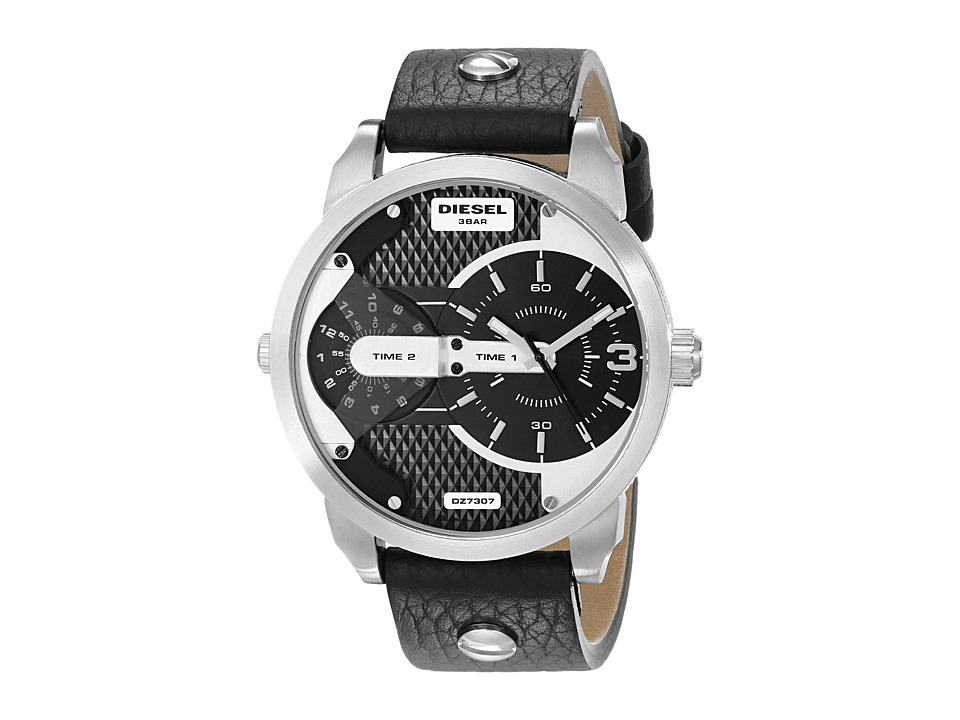 Diesel - Mini Daddy (Black) Analog Watches