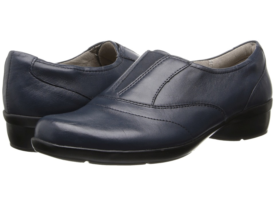 Naturalizer - Capade (Navy Leather) Women's Shoes