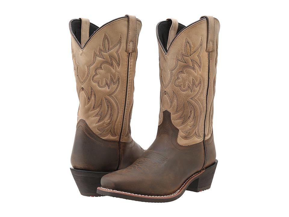 Laredo - Breakout (Aged Bark/Tan) Cowboy Boots