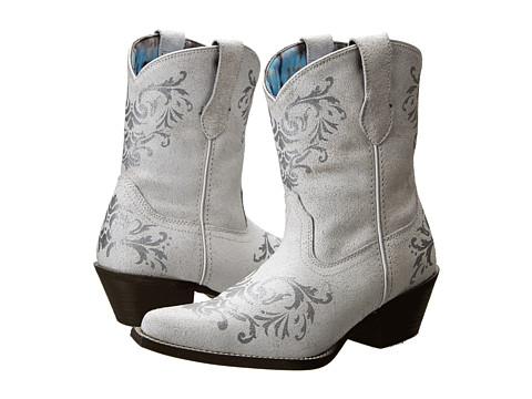 Laredo - Tattoo (White) Cowboy Boots