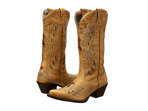 Laredo - Wild Angel (Light Tan) Cowboy Boots