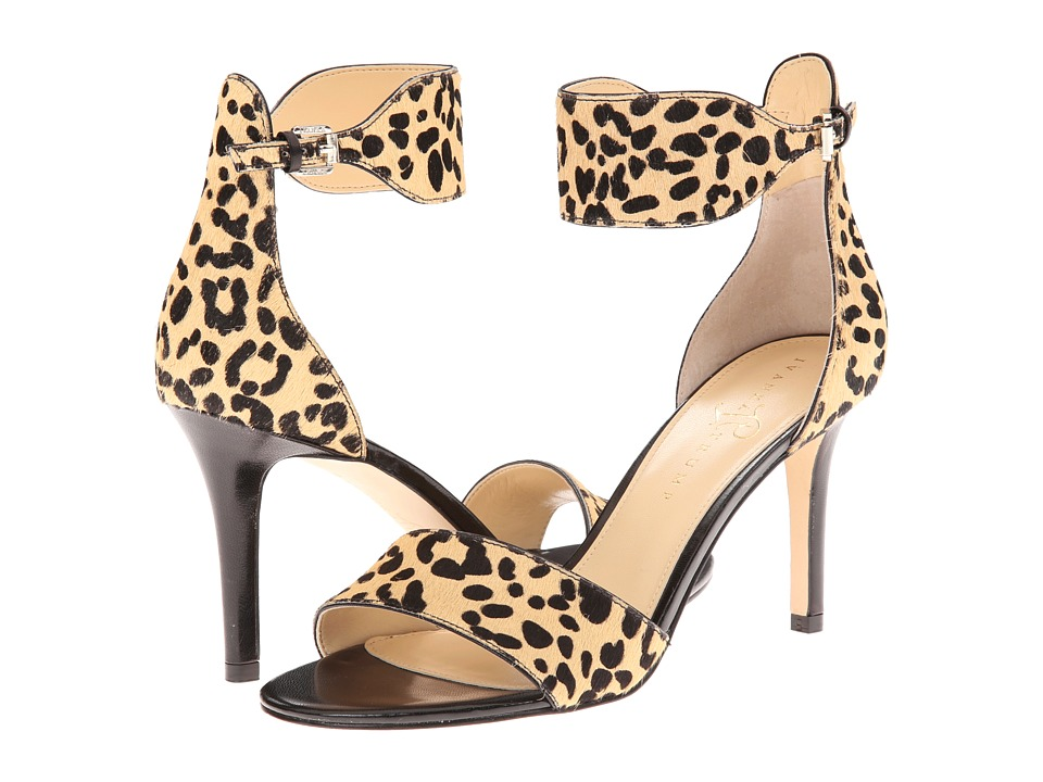 Ivanka Trump - GelanaL (Camel/Black Animal) High Heels