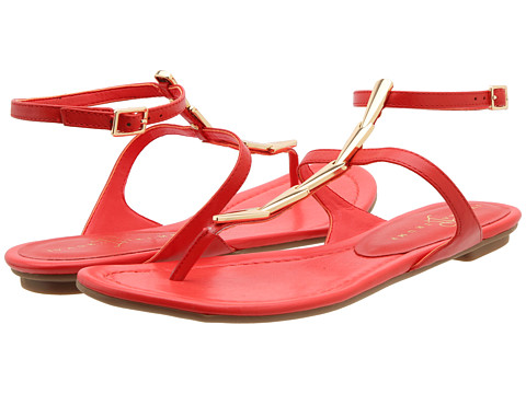 Ivanka Trump - Rolly (Red) Women's Sandals