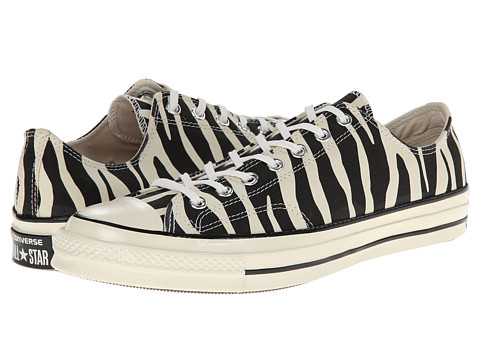 Converse - Chuck Taylor All Star '70 Ox (Zebra) Athletic Shoes
