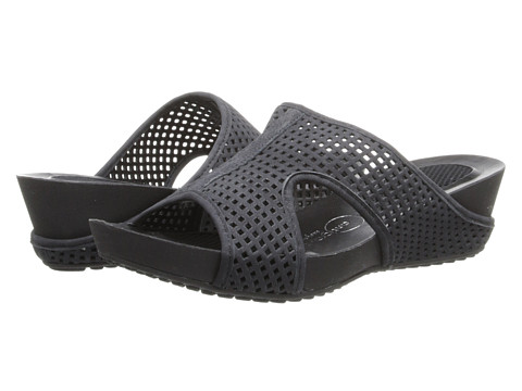 Easy Spirit - Icona (Black Nubuck) Women's Shoes