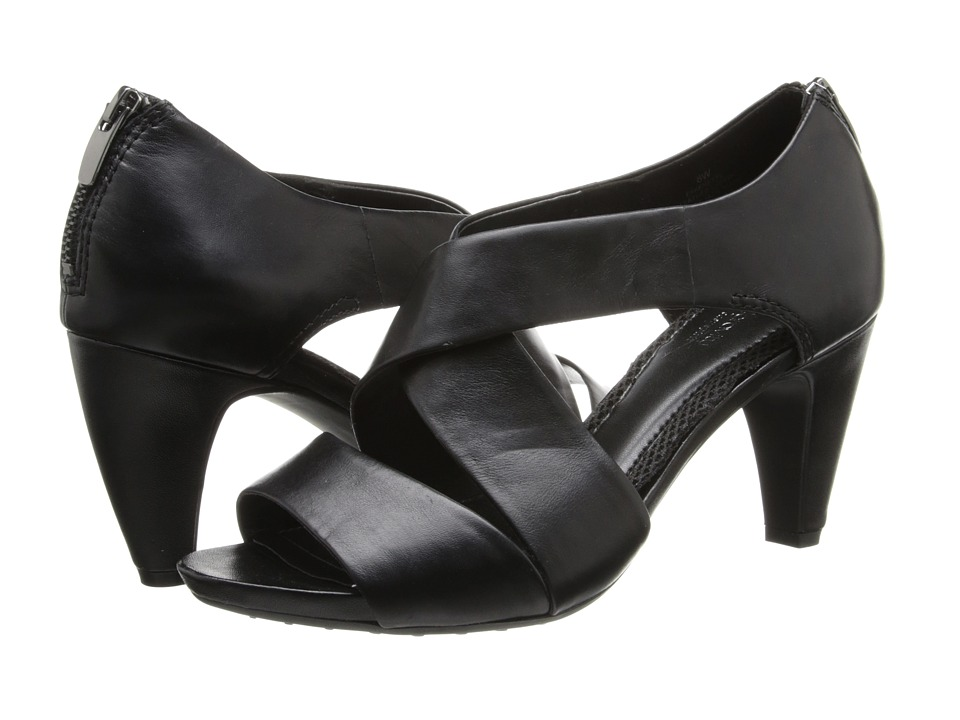 Easy Spirit - Kenette (Black) Women's Shoes