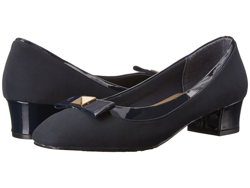 Soft Style - Santel (Navy Lamy/Patent) Women