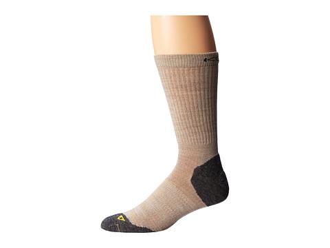 Keen Olympus Lite Crew (Oatmeal) Men's Crew Cut Socks Shoes
