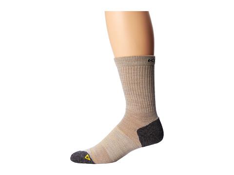 Keen Olympus Lite Crew (Oatmeal) Women's Crew Cut Socks Shoes