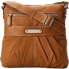 SALE! $22.99 - Save $46 on Franco Sarto Heather Crossbody (Luggage) Bags and Luggage - 66.68% OFF $69.00