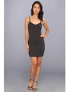 SALE! $9.99 - Save $23 on LAmade V Neck Tank Dress (Anthracite) Apparel - 69.73% OFF $33.00