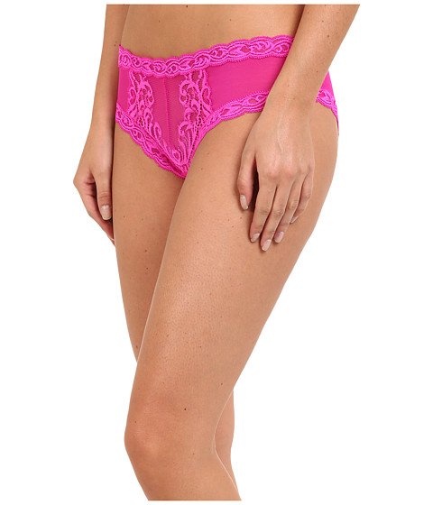 Natori - Feathers Hipster (Dragon Fruit) Women