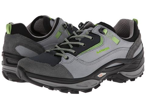 Lowa - Tempest Lo WS (Grey/Mint) Women's Shoes