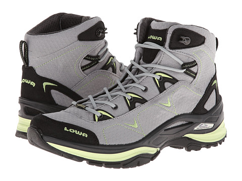 Lowa - Ferrox GTX Mid WS (Light Grey/Mint) Women's Shoes