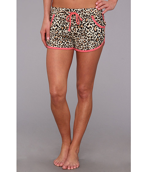 P.J. Salvage - Challe Separates Sleep Short (Leopard) Women's Pajama