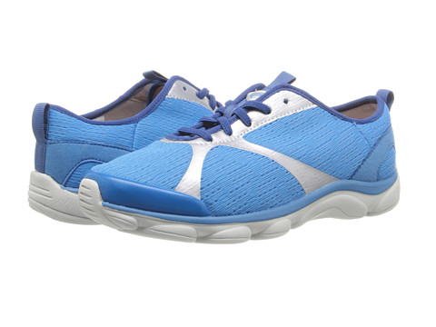 Easy Spirit - Relive (Medium Blue Multi) Women's Shoes
