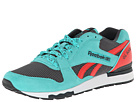 Reebok GL 6000 (Timeless Teal/Gravel/China Red/White)