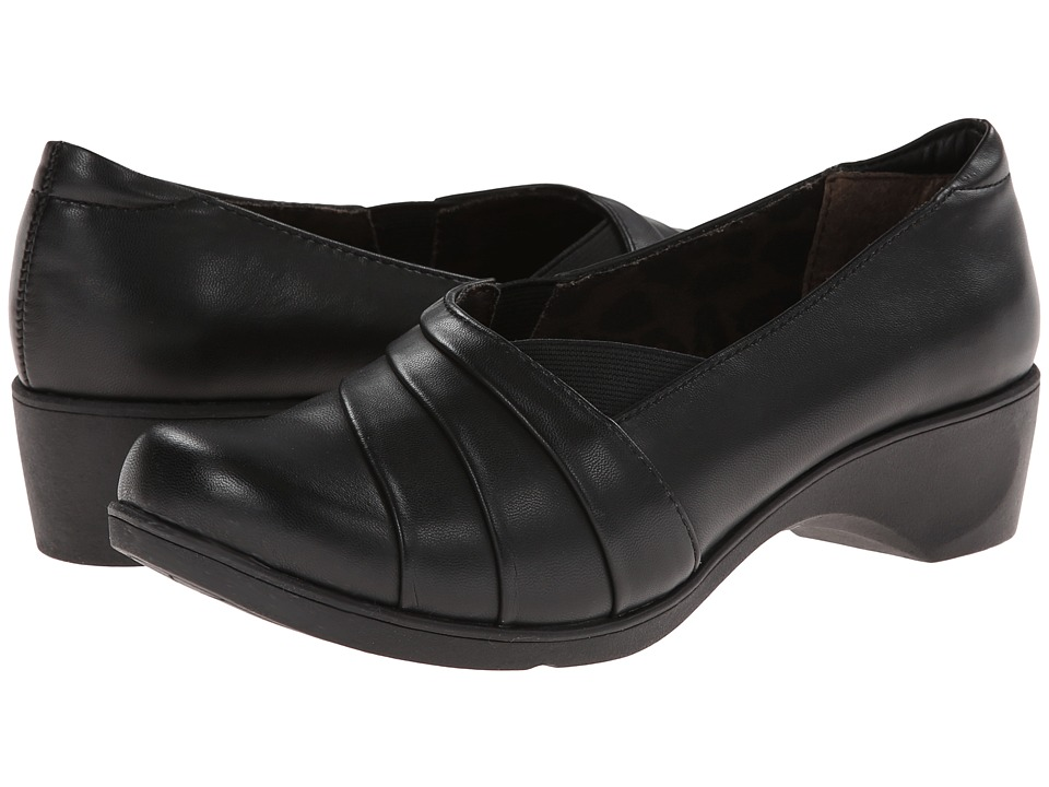 Soft Style - Kambra (Black Burnished) Women's Shoes