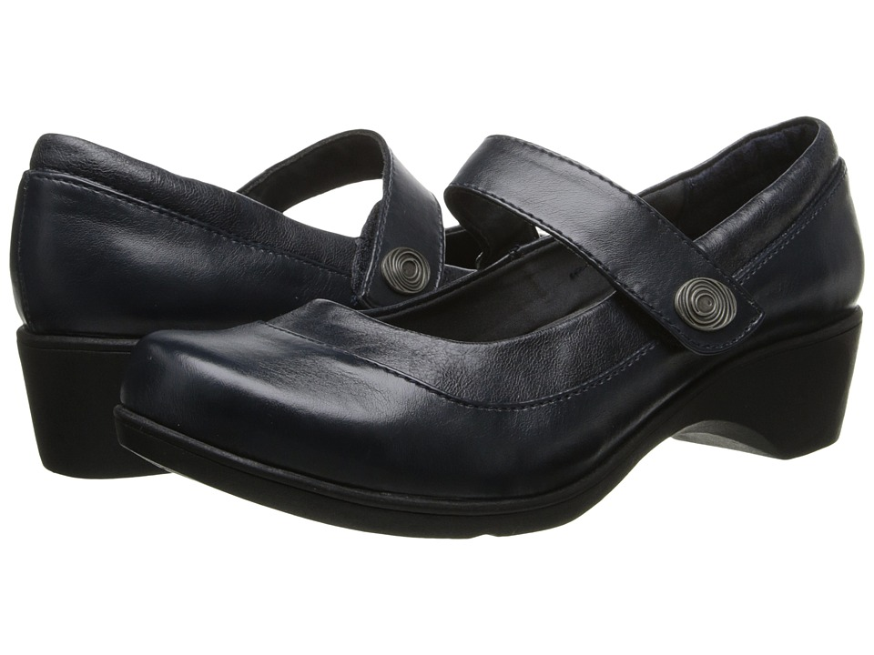 Soft Style - Kaloni (Navy Vitello) Women's Shoes