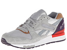 Reebok GL 6000 Camo (Steel/Tin Grey/Flat Grey/Tan/Purple/China Red) Women's Classic Shoes