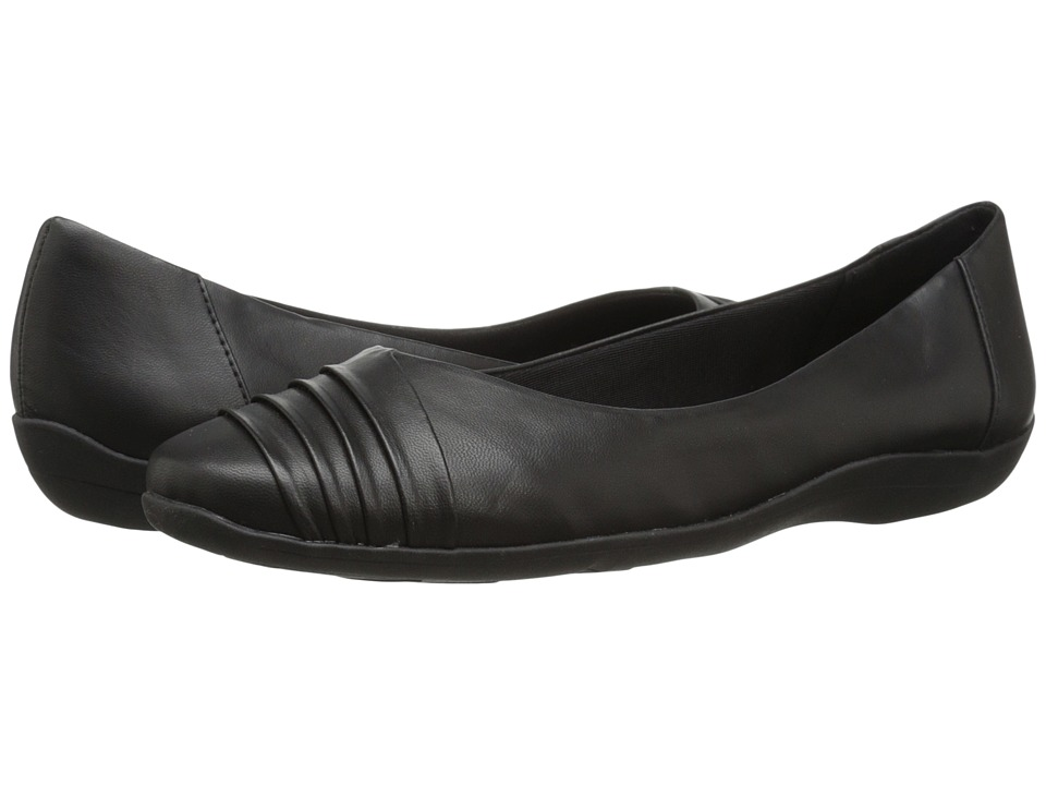 Soft Style - Hala (Black Capra) Women's Shoes