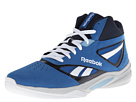 Reebok Baseline 1.0 (Impact Blue/Reebok Navy/Gust Blue/Steel/White) Men's Basketball Shoes