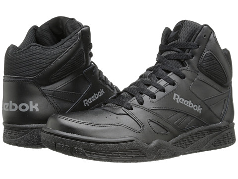 Reebok - Royal BB4500 Hi (Black/Shark) Men