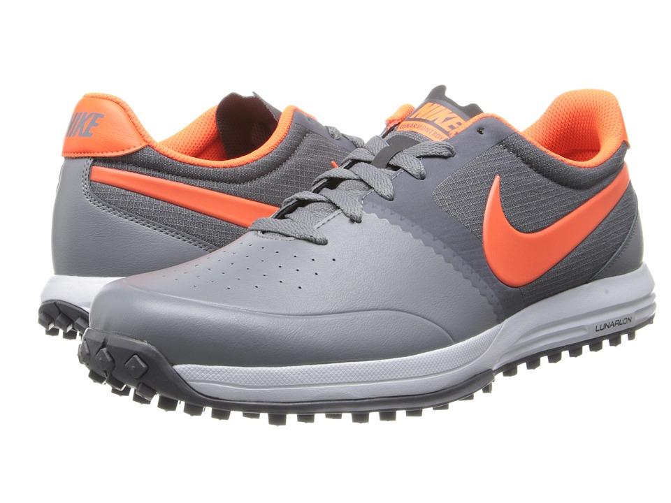 Nike Golf - Nike Lunar Mont Royal (Cool Grey/Hyper Crimson/Dark Grey) Men
