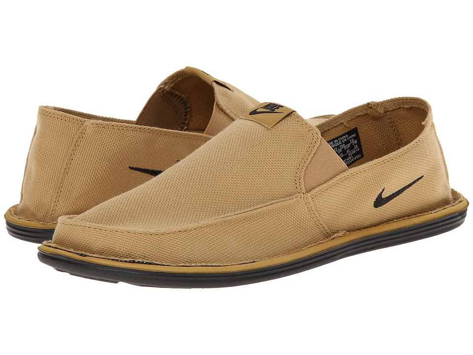 Nike Golf - Grillroom (Flat Gold/Black) Men's Golf Shoes