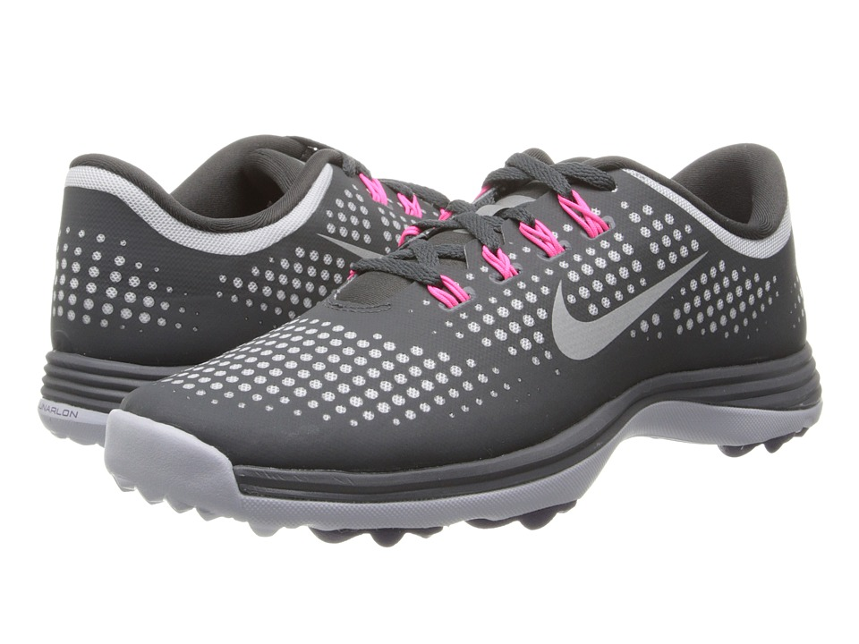 Nike Golf - Lunar Empress (Anthracite/Reflect Silver/Pure Platinum) Women's Golf Shoes