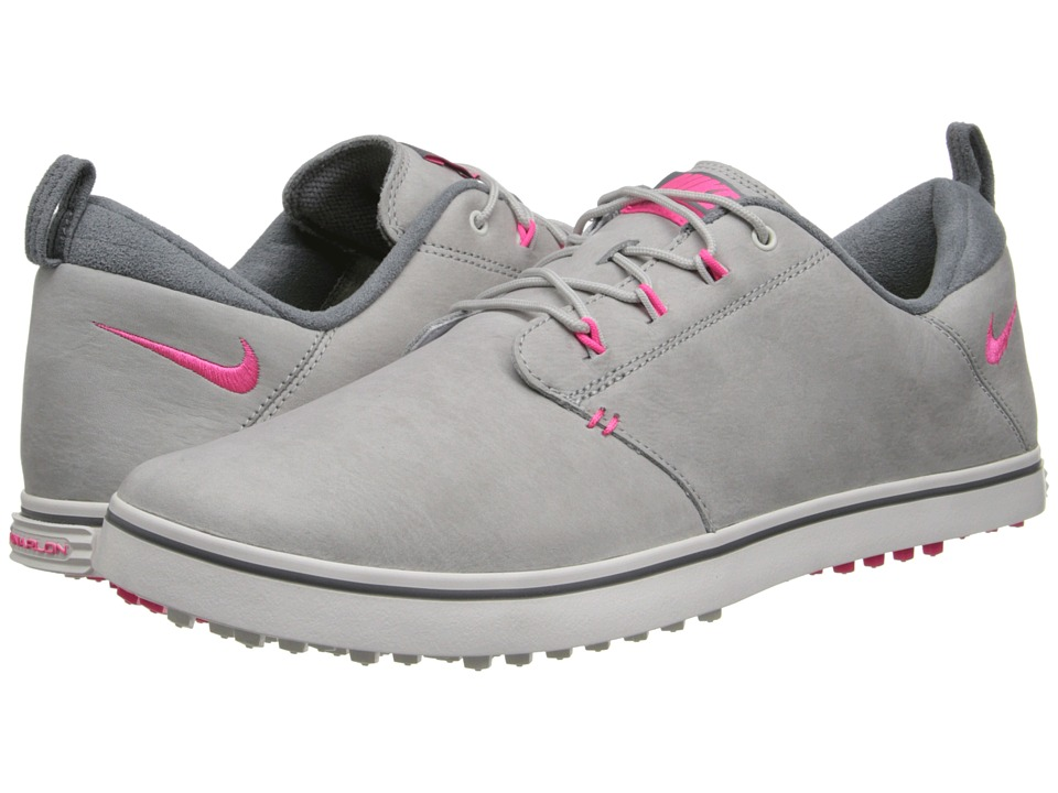 Nike Golf - Lunaradapt (Pure Platinum/Hyper Pink/Cool Grey) Women