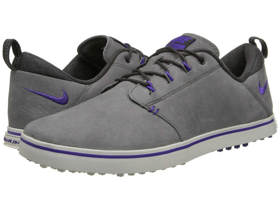 Nike Golf - Lunaradapt (Light Ash/Hyper Grape/Ivory) Women's Golf Shoes