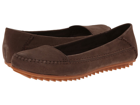 Hush Puppies - Thora Create (Dark Brown Nubuck) Women