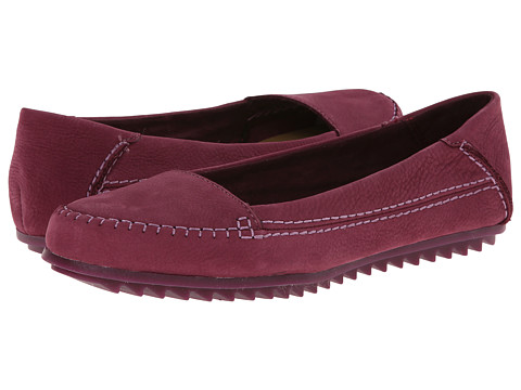 Hush Puppies - Thora Create (Purple Nubuck) Women's Shoes