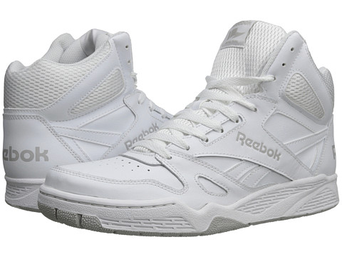 Reebok - Royal BB4500 Hi (White/Steel) Men