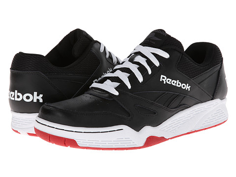 22321d34ae9 UPC 887779484336 product image for Reebok Royal BB4500 Low  (Black White Excellent Red ...
