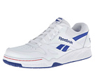 Reebok Royal BB4500 Low (White/Team Dark Royal/Excellent Red) Men's Basketball Shoes