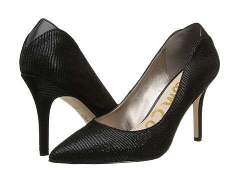 Sam Edelman - Zola (Black Lizard) Women's Shoes