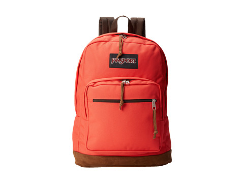 JanSport - Right Pack (Coral Dusk) Backpack Bags