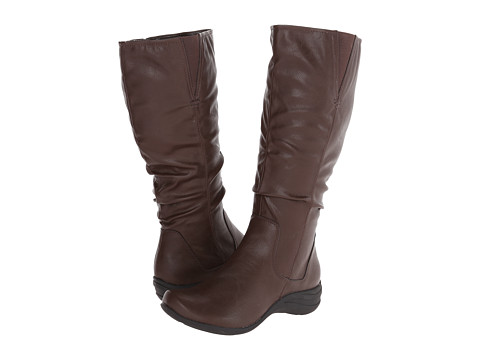 Hush Puppies - Feline Alternative (Dark Brown PU) Women