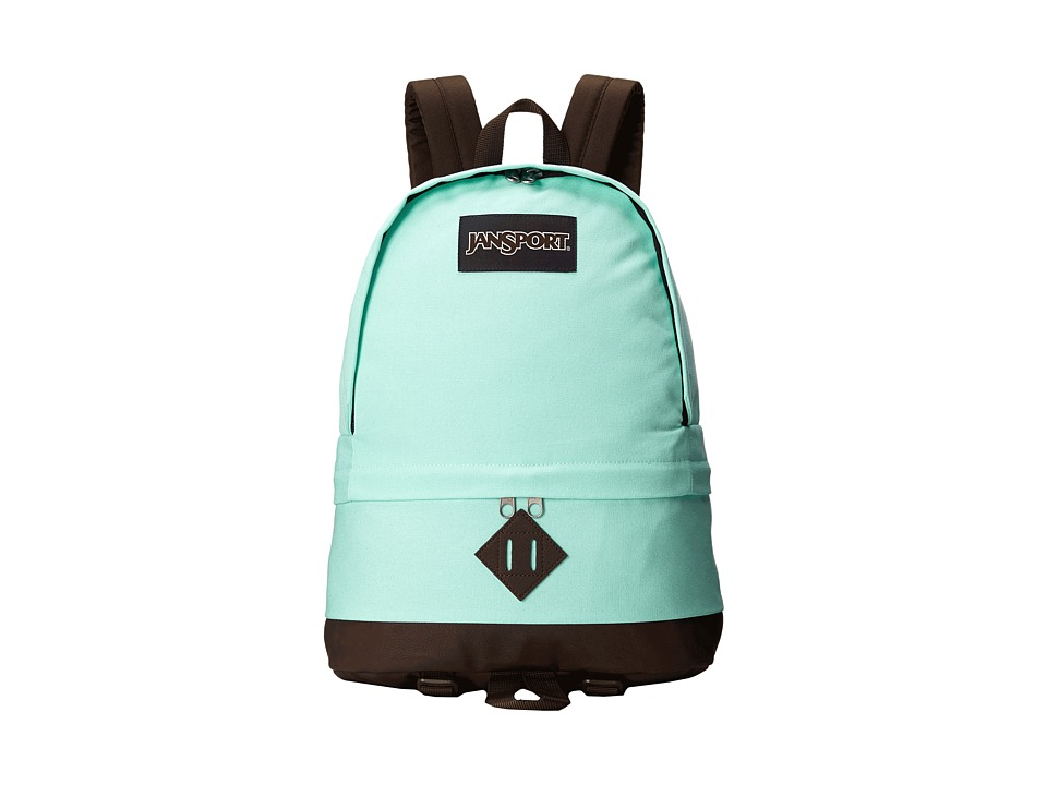 JanSport - Beatnik (Aqua Dash) Backpack Bags